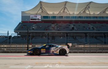 Ferrari Challenge na Circuit of the Americas